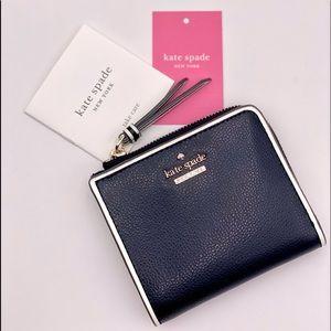 Kate Spade Small L-Zip Bifold Wallet